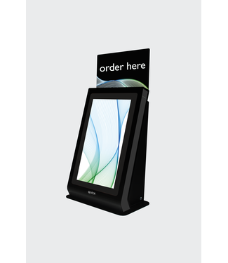 QIOX COUNTER DESIGN KIOSK 15""