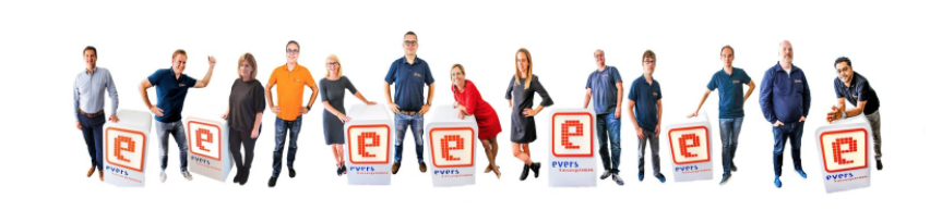 Evers Checkout systems