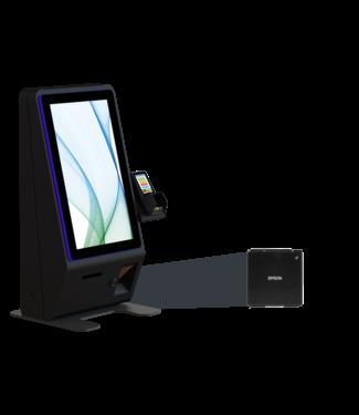 QIOX BUDDY Printer box & Epson TM-M30
