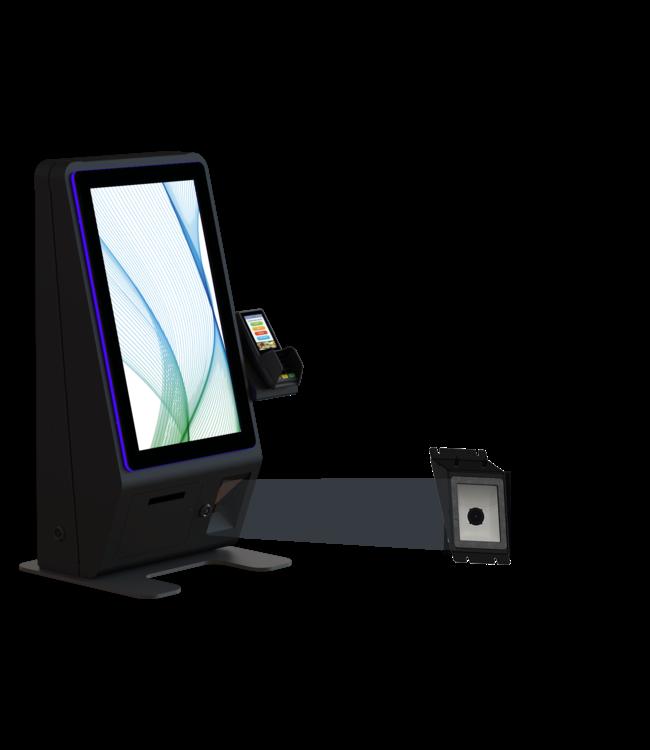 QIOX BUDDY 2D scanner & frame