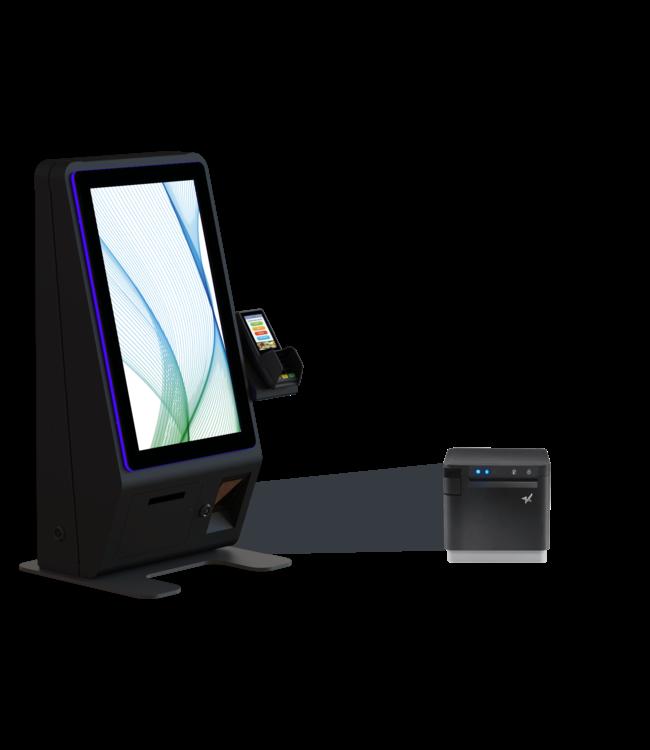 QIOX BUDDY Printer box & STAR MCP31L