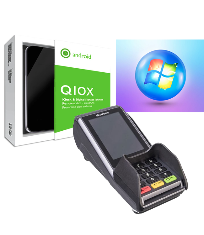 QIOX Activation PC & PIN devices
