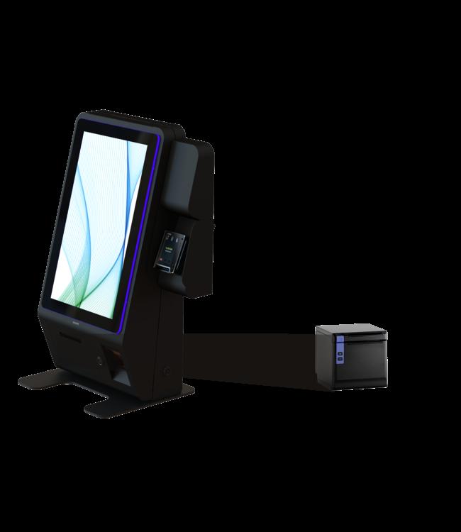 QIOX BUDDY Printerbox & DPT200 Thermal Ticket Printer