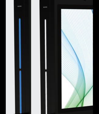 QIOX MATE LED KIOSK