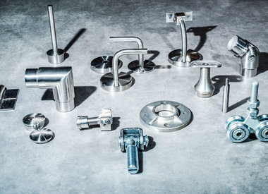 Inox- & staalonderdelen