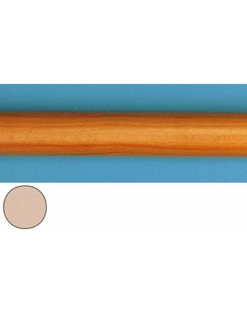 Triebenbacher Beuk handgreep d42mm onbehandeld - per 1000mm