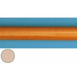 Triebenbacher eik handgreep d42mm onbehandeld - per 1000mm
