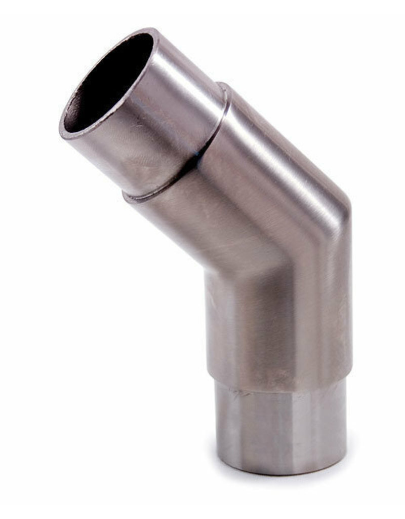 I AM Design Raccord 45° poli V2A