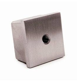 Triebenbacher bouchon V2A/V4A - M8 40x40x2mm