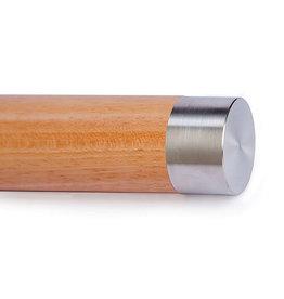 Triebenbacher bouchon plat pour tube en bois dia 45mm