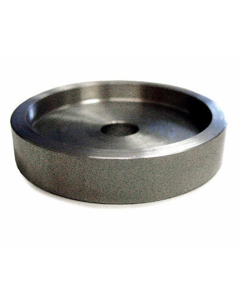 Triebenbacher afstandshouder V2A voor ronde buis 42.4x2mm - 10mm