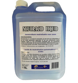 Sofel Neutracid liquid neutralisant 5L