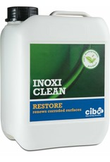Inox clean restore Rinox gel nettoyant 5L