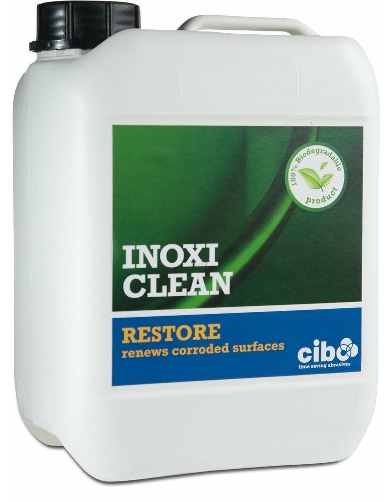 Inox clean restore reinigingsmiddel 5L
