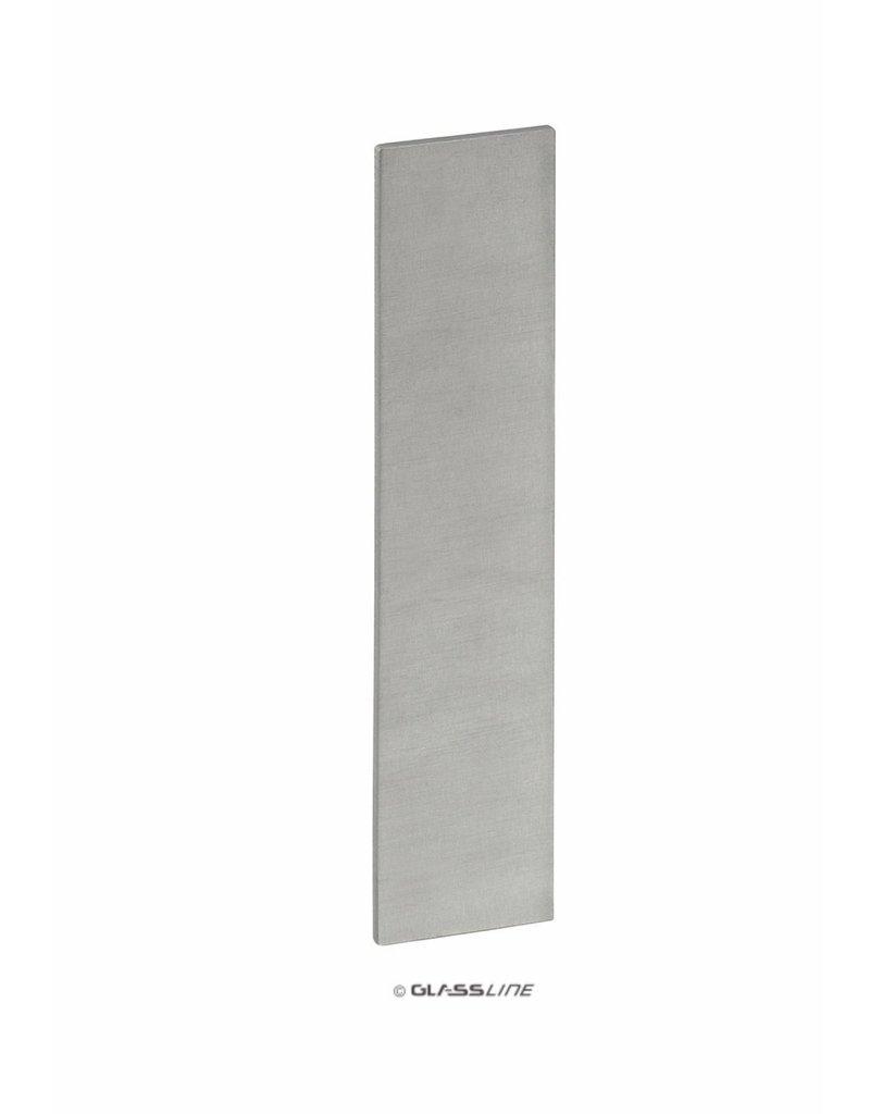 Glassline Cachet pour profile Hybrid - SIDE 1