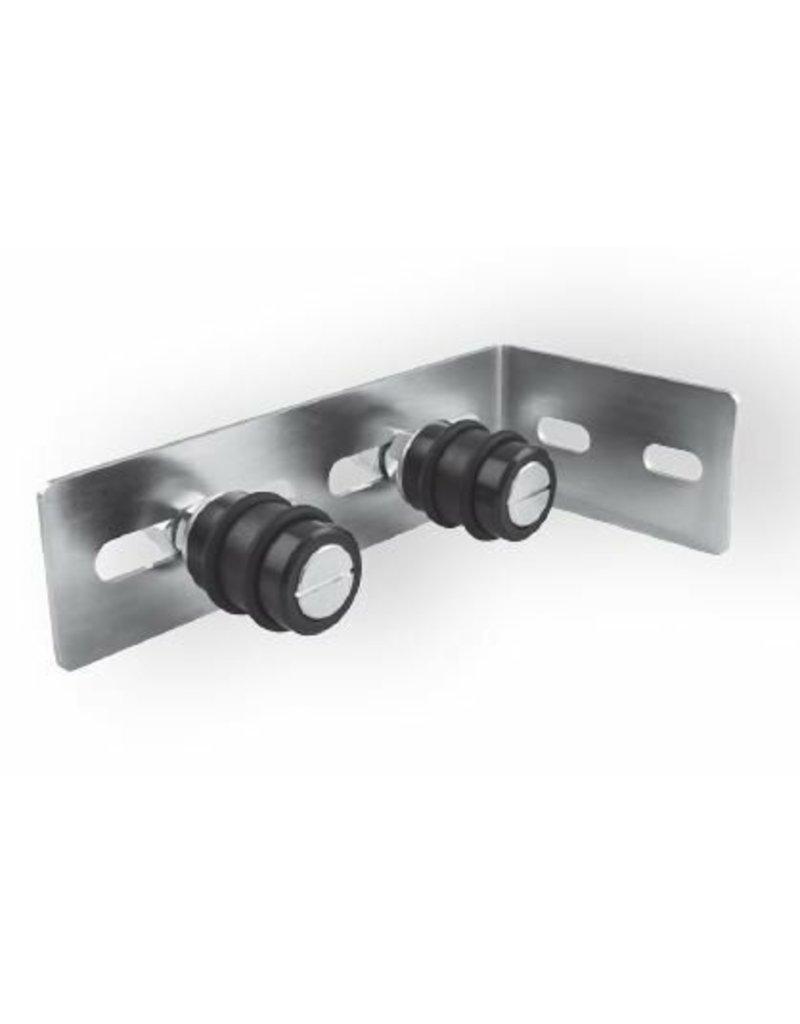 CAIS geleidingsplaat tweevoudige rollen met zachte rubberen ring