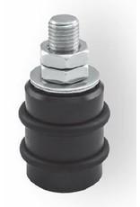 CAIS nylon geleiderrol met zachte rubberen ring