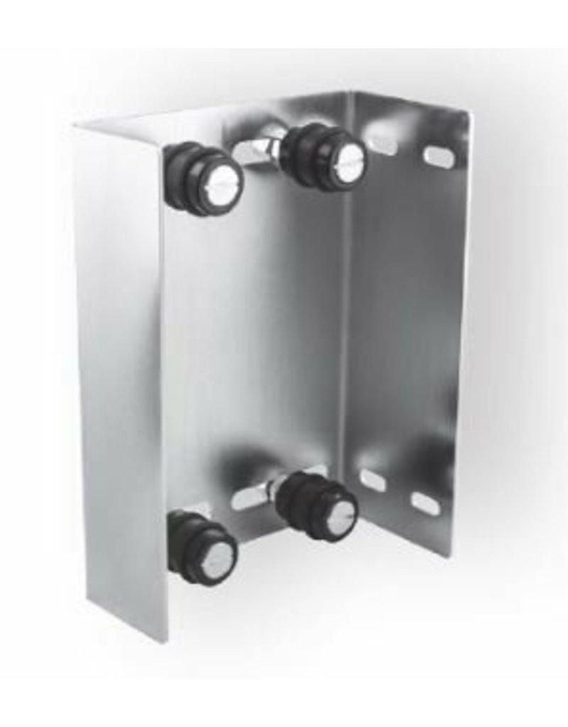 CAIS verstelbare geleidingsplaat viervoudige rollen met zachte rubberen ring