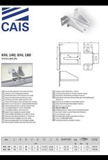 CAIS Etrier réglable pour support de guide