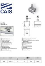CAIS Verstelbare geleidersteun
