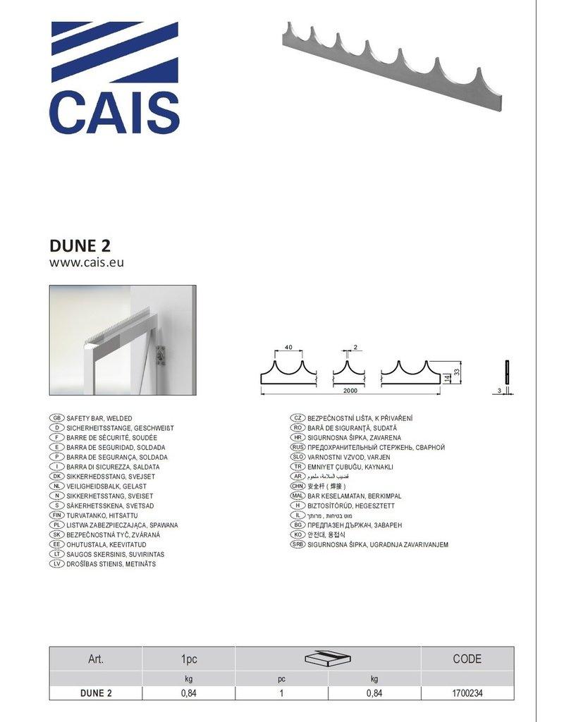 CAIS Veiligheidsbalk