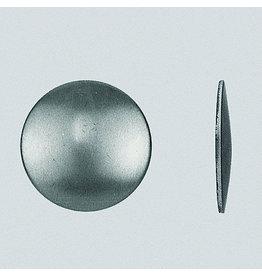 Triebenbacher Eindkap staal ovaal - om te lassen