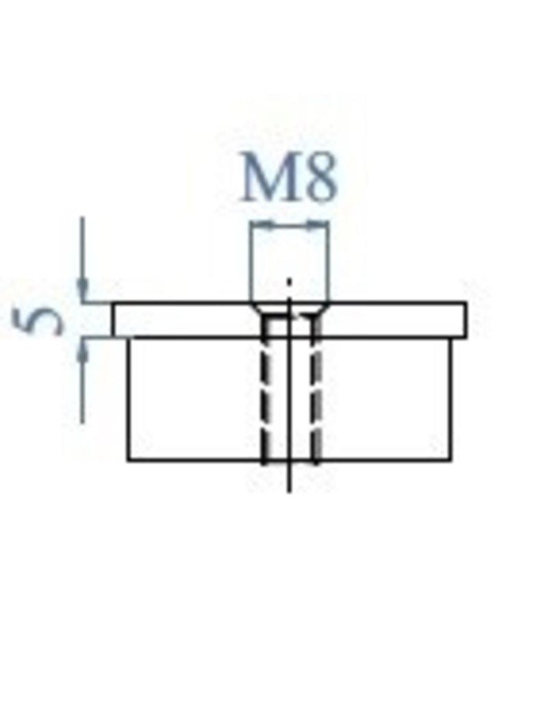 I AM Design Bouchon carré - M8