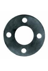 Triebenbacher bodemplaat staal - dia 99mm, binnendia 43mm