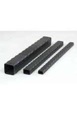 Triebenbacher barre martelé 40x30x2.5mm - 3000mm