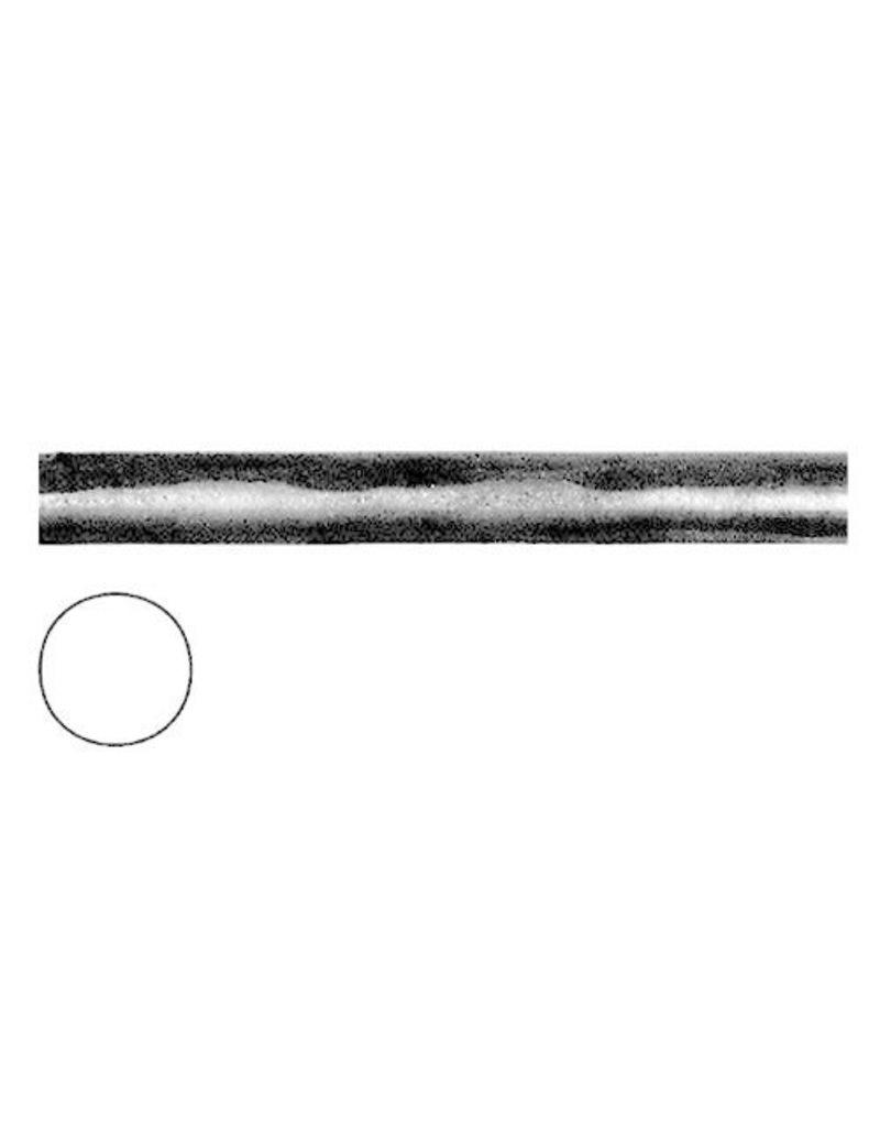 Triebenbacher barre martelé plein dia 14mm - 3000mm