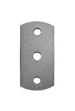 Triebenbacher montageplaat staal - 100x50x8mm