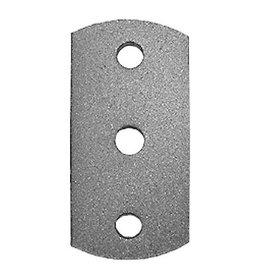 Triebenbacher platine de montage acier - 100x50x8mm
