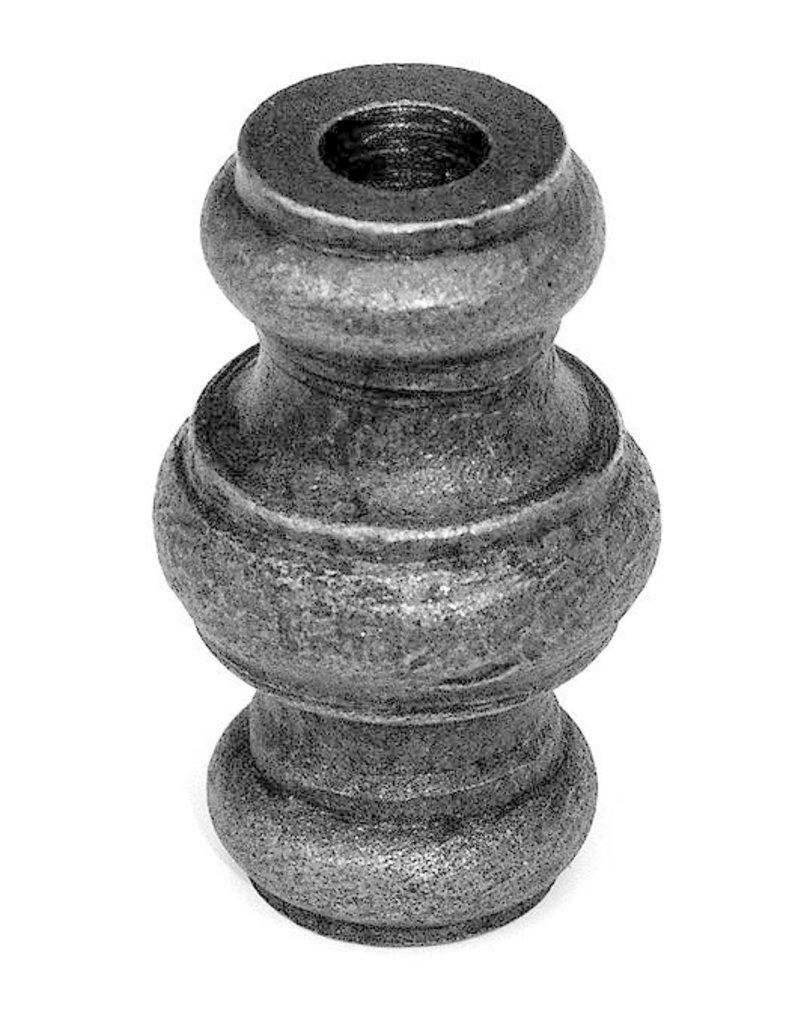Triebenbacher cache poteau acier 45x67mm - d12.5mm