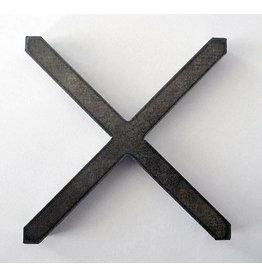 Triebenbacher ornement X 110x110mm - 12x12mm