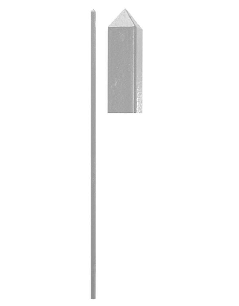 Triebenbacher spits vierkant 12x12mm - 950mm