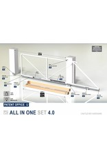 CAIS All In One Set - 325kg - 4m - avec profils de guidage
