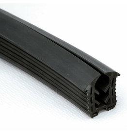 rubberprofiel voor U buis 42.4mm