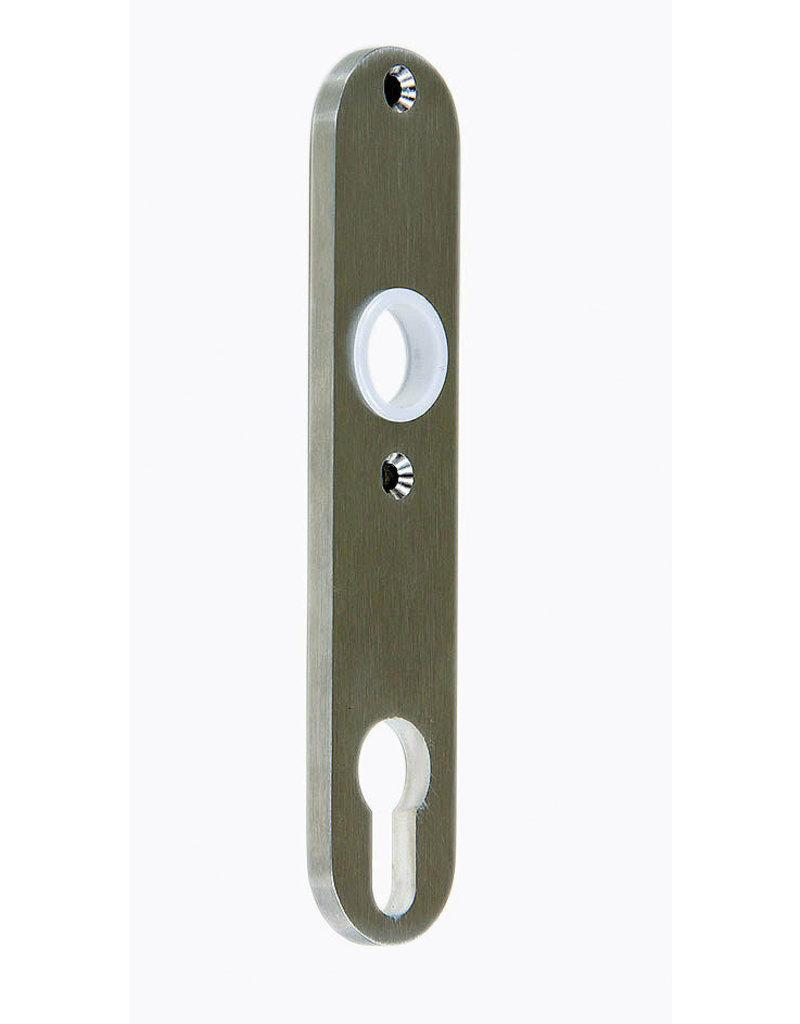 Triebenbacher deurplaat V2A - 32x156x6mm