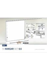 CAIS Hangar set - portillon coulissant avec toutes ses pièces
