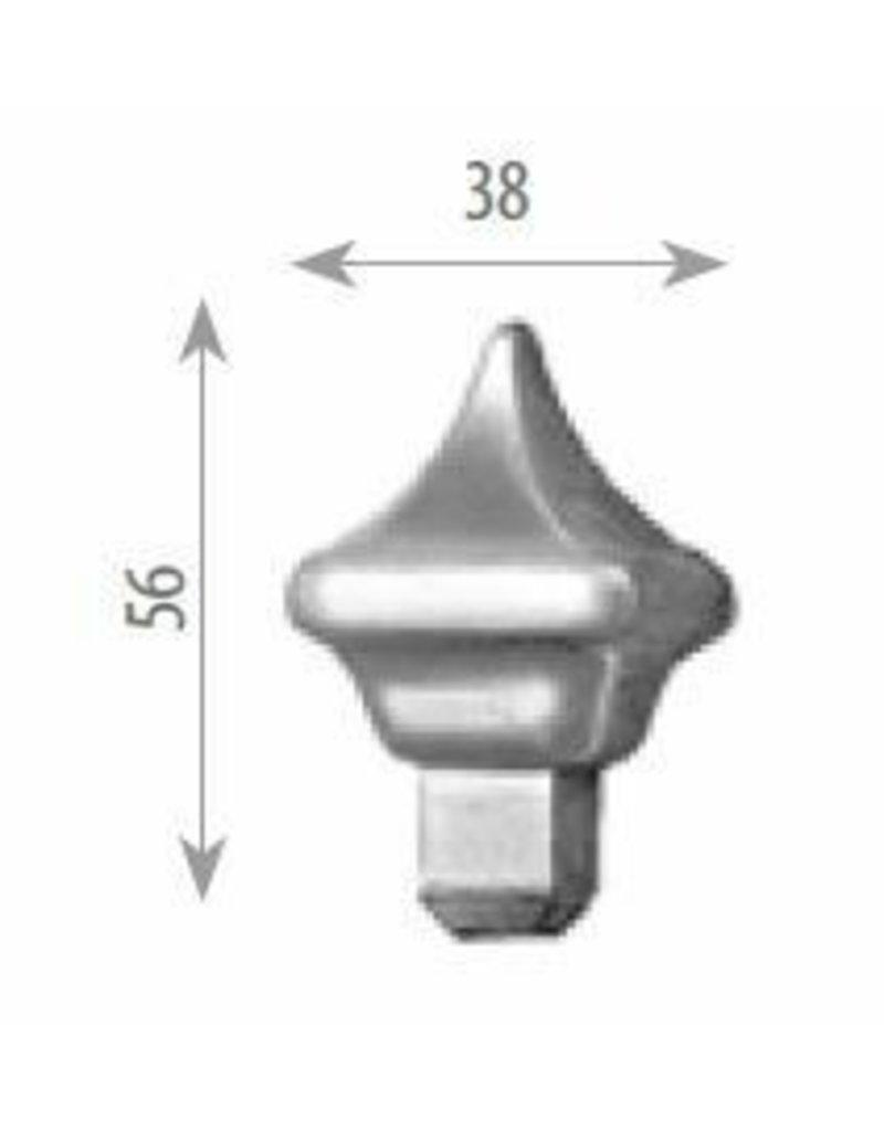 Triebenbacher pointe 38x56mm - base 15x15mm