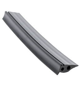Glassline Glass click 'n Fix rubbers voor glasprofiel Glassline
