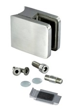 Triebenbacher glasklem ZINK model 21 - 45x45x26mm voor glas 6 - 10.76mm