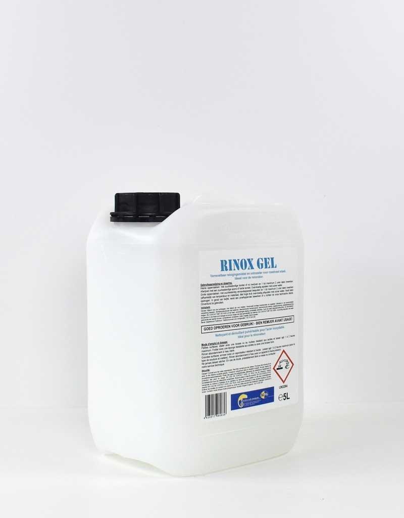 Sofel Rinox gel nettoyant pulvérisable 5L