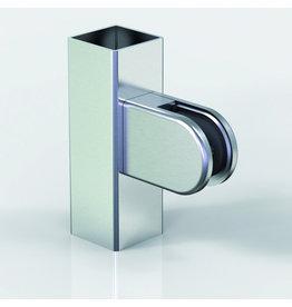 Pauli & Sohn glasklem zink - 63x45x28mm voor glas 8 - 12.76mm