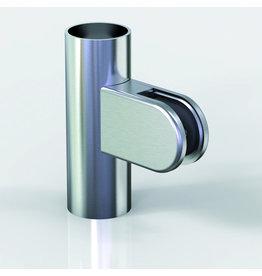 Pauli & Sohn pince à verre zamac - 63x45x28mm pour verre 8 - 12.76mm