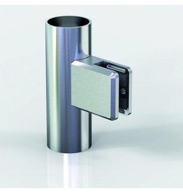 Pauli & Sohn pince à verre zamac - 48x45x27mm pour verre 6 - 12.76mm