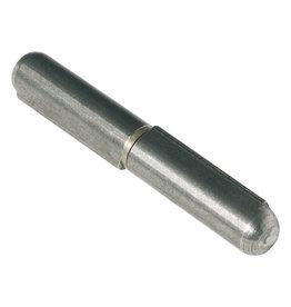 Deutsche Metall Paumelle à souder acier - tête bombé