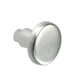 Deutsche Metall poignée de porte alu pour pignon 8x8mm