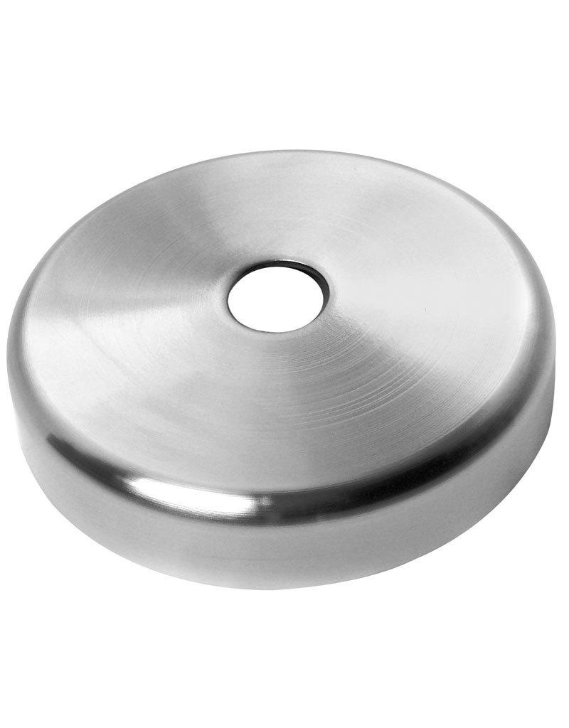 Deutsche Metall Rosaçe poli V2A - dia interieur 12 mm