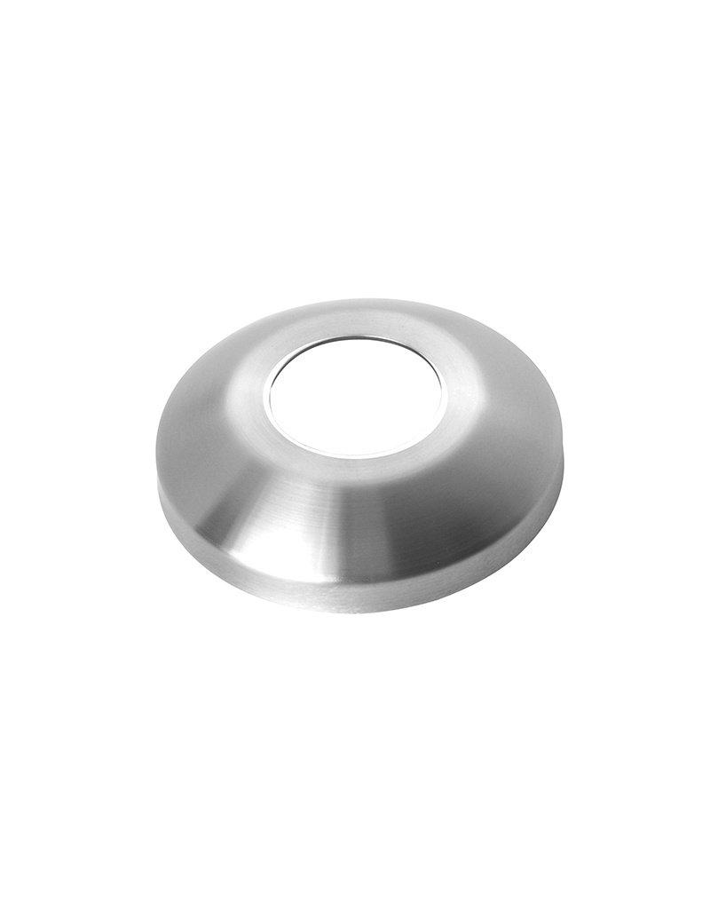 Deutsche Metall Rosaçe conique poli V2A - dia interieur 43mm
